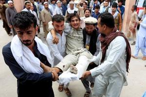 IS thừa nhận đánh bom cuộc vận động tranh cử tại Afghanistan