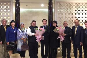 Đại sứ Phạm Sanh Châu đến New Delhi bắt đầu nhiệm kỳ công tác mới