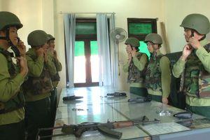 Tăng cường công tác đấu tranh phòng chống tội phạm ma túy ở khu vực biên giới