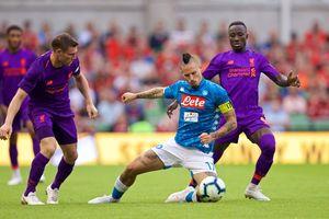 Napoli - Liverpool (2 giờ sáng 4.10, giờ VN): Khách lấn át chủ
