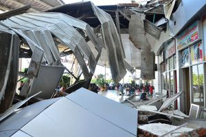 Sóng thần ở Indonesia: Sân bay ở Palu đã mở cửa trở lại