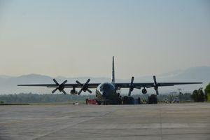 Thảm họa kép Indonesia: Ghi nhận của PV từ đầu cầu cứu trợ hàng không Palu