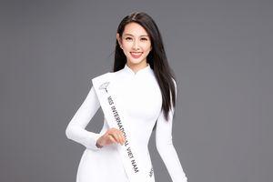 Nguyễn Thúc Thùy Tiên thay Á hậu Thúy An 'chinh chiến' tại 'Hoa hậu Quốc tế'