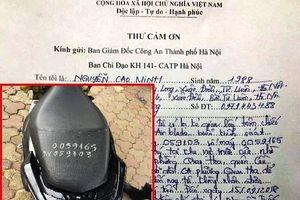 Những dòng thư tay xúc động của người dân gửi tổ công tác 141