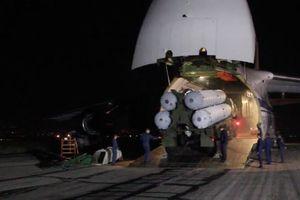 Nga chuyển S-300 đến Syria bằng siêu vận tải cơ An-124