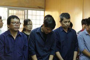 Môi giới hối lộ, cựu CSGT Nguyễn Cảnh Chân lãnh 8 năm tù