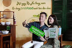Grab cung cấp dịch vụ giao nhận thức ăn tại Hà Nội