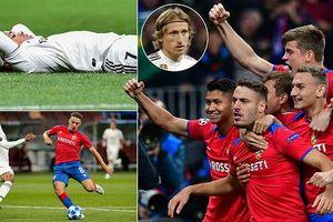 Kroos mắc lỗi, Real Madrid thua sốc trước CSKA Moscow!