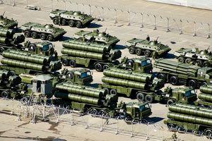 Mỹ nói gì sau khi Nga hoàn tất việc chuyển giao hệ thống S-300 cho Syria?