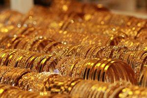 Giá vàng hôm nay tăng mạnh sau chuỗi ngày ảm đạm