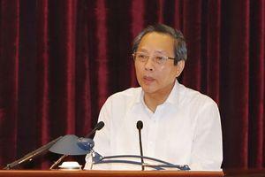 Trung ương bàn quyết sách phát triển kinh tế-xã hội, dự toán ngân sách nhà nước