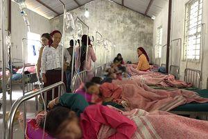 Hà Giang: 150 học sinh tiểu học ngộ độc sau ăn sáng