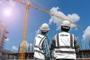 Ecoba ứng dụng quản trị quốc tế trong quản lý thi công