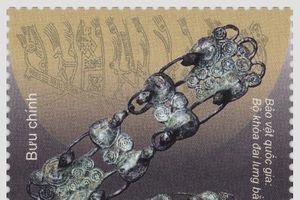 Phát hành bộ tem 'Bảo vật quốc gia Việt Nam (bộ 1): Đồ đồng'