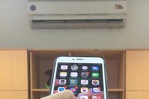 'Hô biến' chiếc điện thoại thành điều khiển tivi, điều hòa đơn giản và tiện lợi