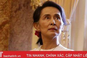Canada tước danh hiệu công dân danh dự của bà Aung San Suu Kyi