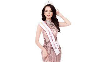 Thúy Vi được kỳ vọng làm nên chuyện ở Miss Asia Pacific International