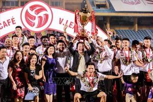 Hà Nội FC đăng quang chức vô địch V.League 2018