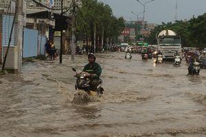 TP Hồ Chí Minh vẫn chưa chốt được giá thuê 'siêu máy bơm' chống ngập