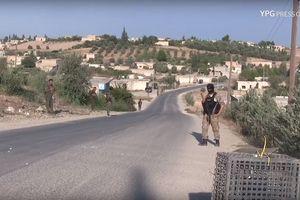 Người Kurd Syria bắt sống hàng chục tay súng IS và FSA