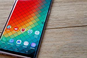 Smartphone 5 camera của Samsung lộ thông số