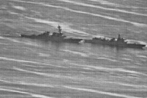 Chuyên gia Mỹ: Trung Quốc ép thuyền trưởng tàu chiến Mỹ phải chuyển hướng