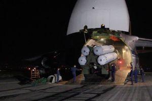 Máy bay vận tải Nga chuyển S-300 tới Syria trong đêm