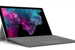 Microsoft ra mắt một loạt máy tính cao cấp mới