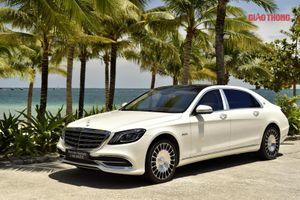 Xem trước Mercedes-Maybach S560 giá hơn 11 tỷ sắp ra mắt khách hàng Việt