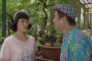 'Yêu thì ghét thôi' tập 9: Bị tình địch đâm đơn kiện, Chí Trung vẫn hồn nhiên nịnh vợ