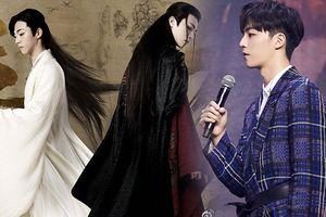 Ngay ngày sinh nhật, Trần Lập Nông xác nhận tham gia phim cổ trang tiên hiệp