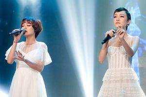 Phá vỡ thế 'đối đầu', màn hòa giọng 'Yêu xa' của Gia Nghi và Thái Bình 'chạm đến trái tim' A2 Lam Trường