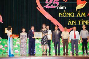 Doanh nhân Hồ Thanh Hương vinh dự nhận bằng khen của UBND TP. Hồ Chí Minh