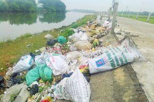 Giải bài toán rác thải nông thôn ở tỉnh Bình Định: Rác thải 'tấn công' nông thôn - SOS!