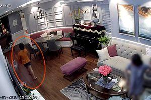 Đi đổ rác, nữ giúp việc 'biến mất' cùng đồng hồ Rolex 200 triệu đồng