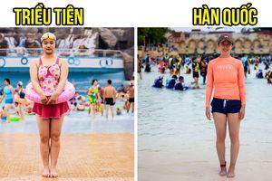 30 bức ảnh so sánh những khác biệt giữa hai nước láng giềng Triều Tiên và Hàn Quốc