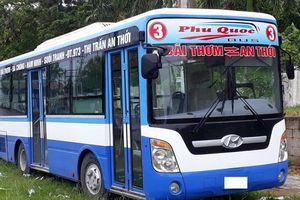 Sắp khai trương 3 tuyến xe buýt tại Phú Quốc