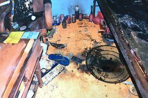 Gia Lai: Công an vào cuộc vụ chồng tạt xăng đốt vợ cháy lan sang người khác