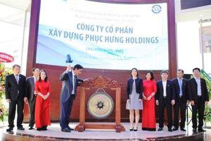 20,8 triệu cổ phiếu của Phục Hưng Holdings chính thức lên sàn HoSE
