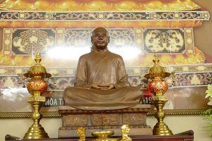 Thành phố Hồ Chí Minh: Chùa Hoằng Pháp - Nơi tỏa sáng đạo Phật và sự tích Hòa thượng Ngộ Chân Tử