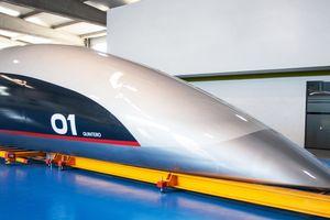 Ra mắt tàu siêu tốc Hyperloop chở khách tốc độ 1.000 km/h