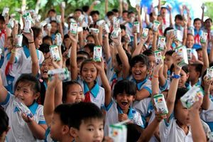 Hà Nội khẳng định đấu thầu công khai 'sữa học đường'