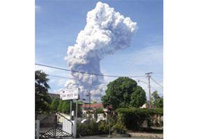 Indonesia: Núi lửa thức giấc tại khu vực vừa xảy ra động đất, sóng thần