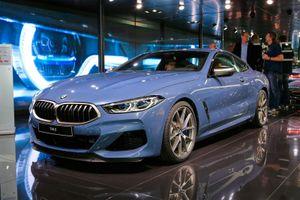 BMW 8-Series 2019 trình làng tại Paris Motor Show 2018