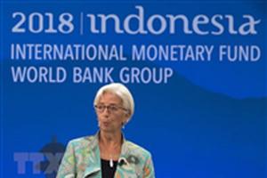IMF kêu gọi các nước giải quyết bất đồng thương mại