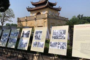 Hà Nội: Những khoảnh khắc tháng 10/1954
