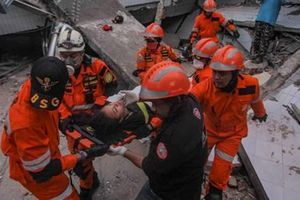 Số người chết sau thảm họa kép ở Indonesia tăng vọt lên 1.347