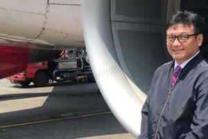 Giây phút sinh tử đối mặt động đất, sóng thần ở Indonesia qua lời kể của một phi công