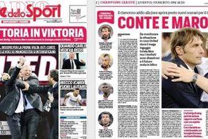 Không phải Zidane, Conte mới là ứng viên thay thế Mourinho