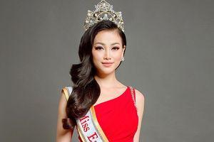 Nguyễn Phương Khánh đại diện Việt Nam tham dự Miss Earth 2018